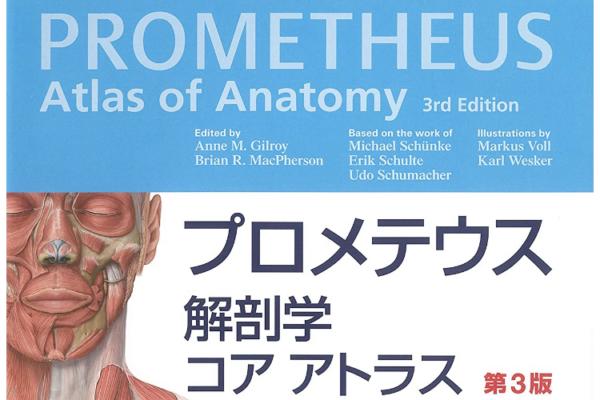 """""""プロメテウス 解剖学 コア アトラス """"の感想"""